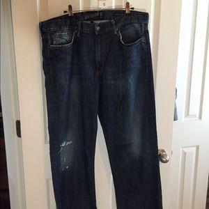 Men's jeans. Lucky Brand. Waist 36.
